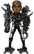 Micro Heroes Bishop by leokearon