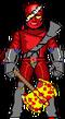 Micro Heroes Cardiaxe by leokearon