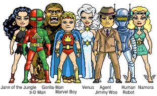 1958 Avengers