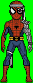 ABEL SpiderMan Cyber 1101