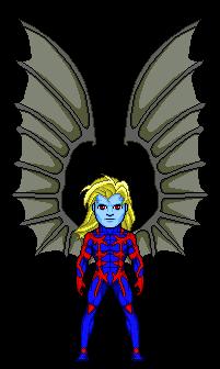 Selficide Archangel MutantX-TheFallen 001