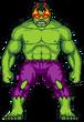 Cosmic hulk