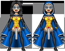 Mantra 1st costume by barbarossarotbart-d7vju1h