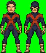 ABEL BeastXFactor 1st Costume 1102
