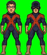 ABEL BeastXFactor 1st Costume 1101