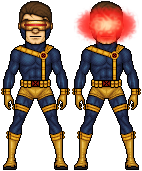 90s x men cyclops by haydnc95-d7djzm0