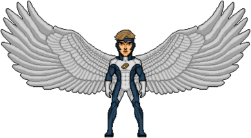 ABEL Angel 3rd XMen Costume 1101