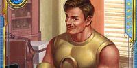Untarnishable Gold Iron Man