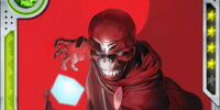 Master and Commander Red Skull