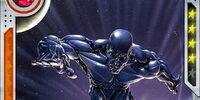 Cosmic Defender Silver Surfer