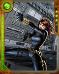 Ballerina Black Widow