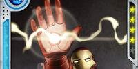 Repulsor Beam Iron Man