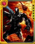 Steel Cyborg War Machine