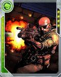 Secret Warrior Nick Fury