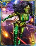 Thanoss Assassin Gamora