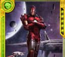 Cosmic Armor Iron Man