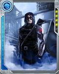 Bionic Assassin Winter Soldier