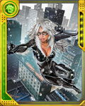 Wicked Bad Luck Black Cat