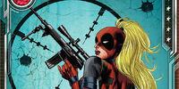 Rebel Lady Deadpool