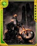 Hell Bike Ghost Rider