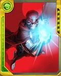 Master and Commander Red Skull