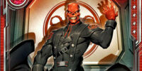 Hydra's Right Hand Red Skull