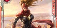 Transformed Captain Marvel