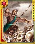 Rebel Leader Hercules