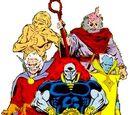 Ancianos del Universo (Tierra-616)