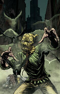 Detective Comics Vol 2 23.3 The Scarecrow Textless