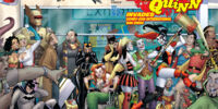 Harley Quinn Invades Comic-Con International: San Diego Vol 1 1