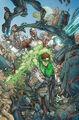 Cyborg Vol 1 3 Textless Green Lantern 75th Anniversary Variant