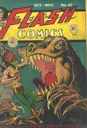 Flash Comics 67