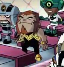File:Mammoth (New Teen Titans Shorts).JPG