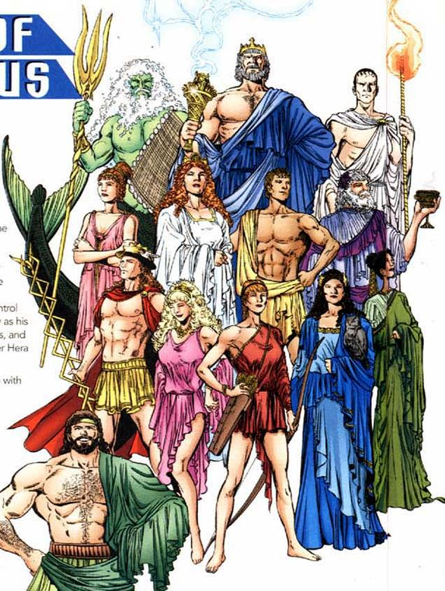 the two types of olympic gods List of the olympian gods and goddesses in ancient greece.