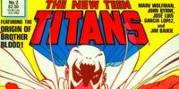 New Teen Titans Annual Vol 2 2