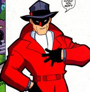 Crimson Avengers DCAU