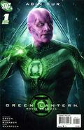 Green Lantern Movie Prequel Abin Sur Vol 1 1