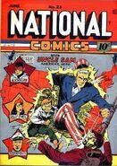 National Comics Vol 1 23