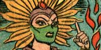 Purple Priestess (Earth-Two)