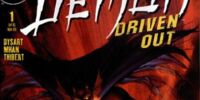 Demon: Driven Out Vol 1 1