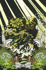 Swamp Thing Vol 5 1 Textless
