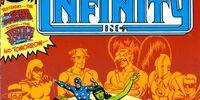 Infinity Inc./Covers