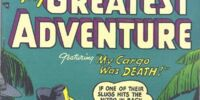 My Greatest Adventure/Covers