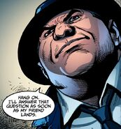 Harvey Bullock (Injustice The Regime)
