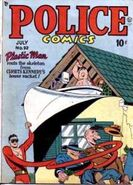 Police Comics Vol 1 92