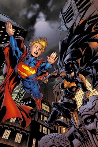 File:Elseworld's Finest Supergirl & Batgirl Vol 1 1 Textless.jpg