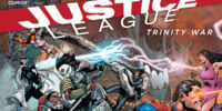 Justice League: Trinity War (Collected)