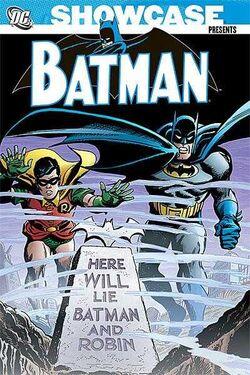 Cover for the Showcase Presents: Batman Vol 4 Trade Paperback