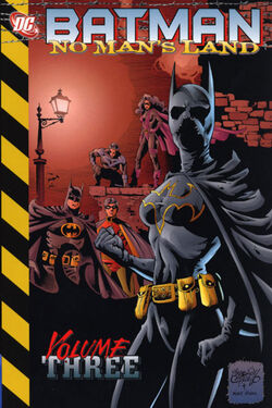 Cover for the Batman: No Man's Land Vol 3 Trade Paperback